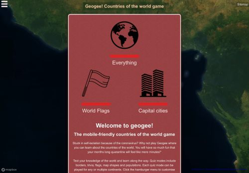 Geogee! Länder der Welt!