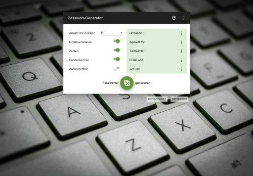 Passwort-Generator