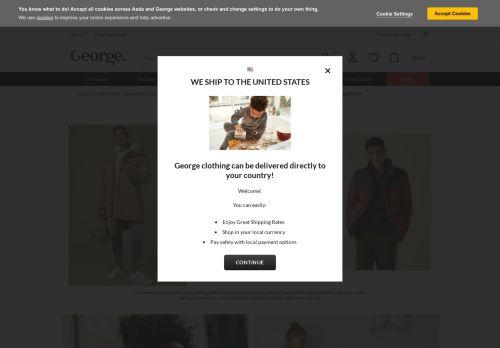 Kleidung, Spielzeug & Babyprodukte | George bei ASDA
