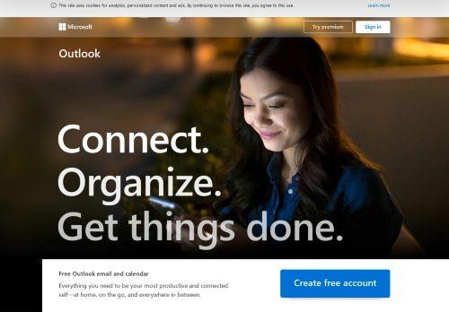 Outlook - Webmail