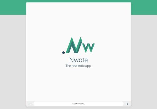 Nwote