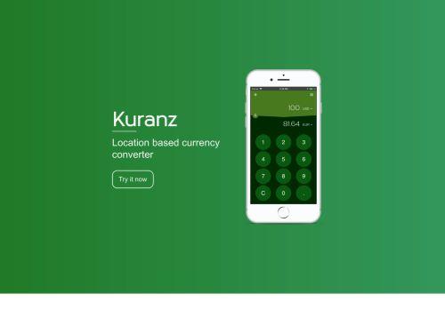 Kuranz - Standortbasierter Währungsumrechner