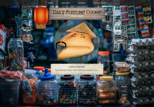 Täglicher chinesisches Glückskeks 🥠 | Doge Much Wow