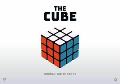 The Cube - A Rubik's Cube Game