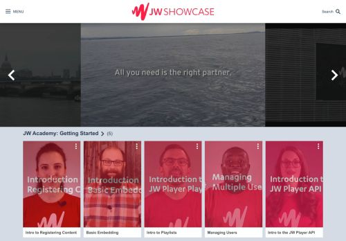 JW Showcase