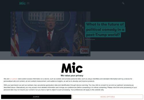 Mic | Breaking News