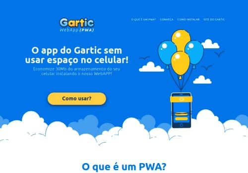 Gartic PWA