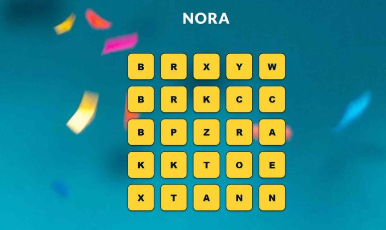 Finding Nora